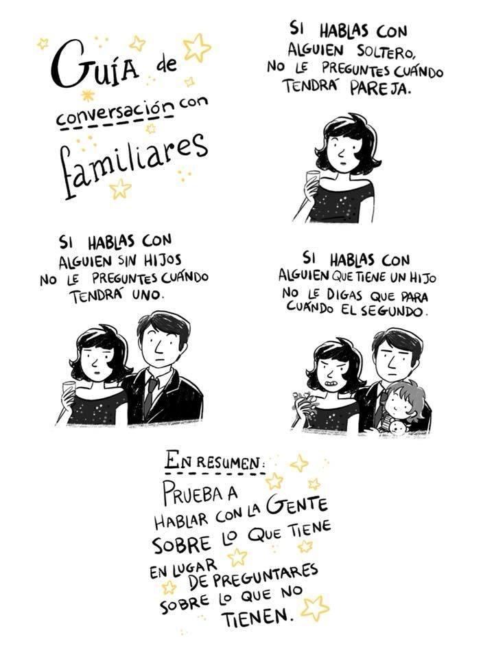 guia de conversaciones familiares lo que no debes hacer