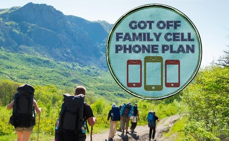 Mountainous landforms - GOT OFF FAMILY CELL PHONE PLAN