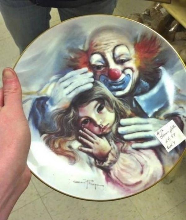 Clown - 6Y -1