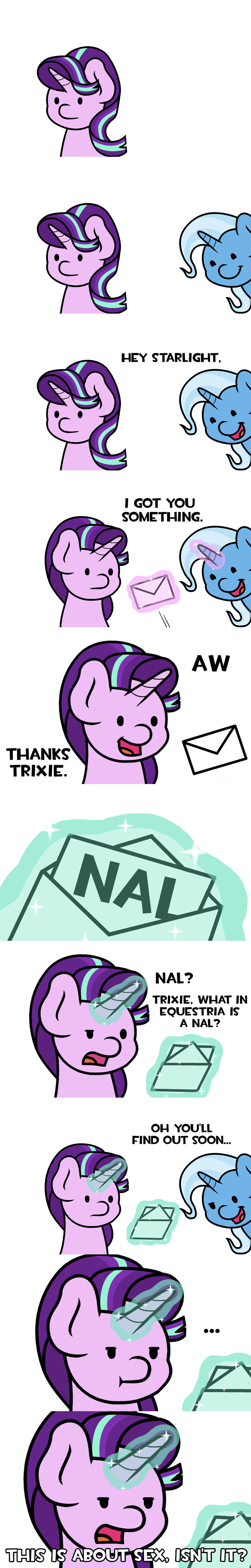 the great and powerful trixie starlight glimmer jandamz comic - 9110396928
