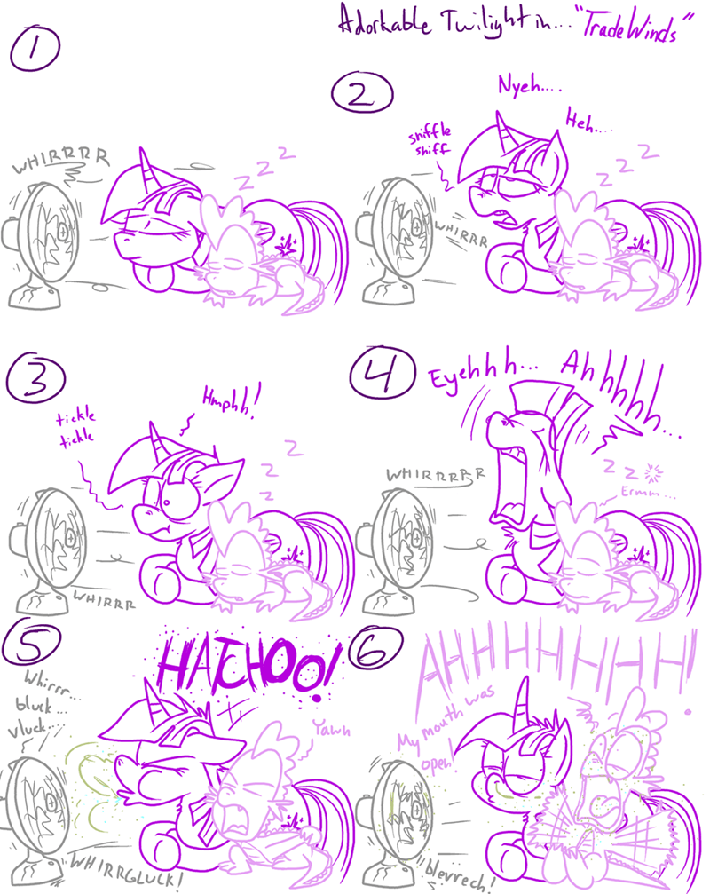 spike twilight sparkle comic adorkable twilight and friends - 9110920960