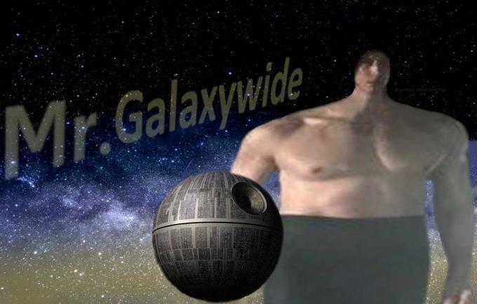 Football - Mr.Galaxywide