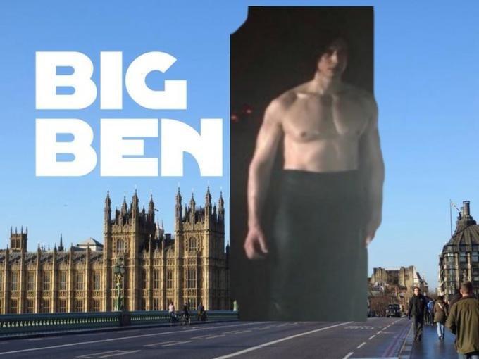 Landmark - BIG BEN