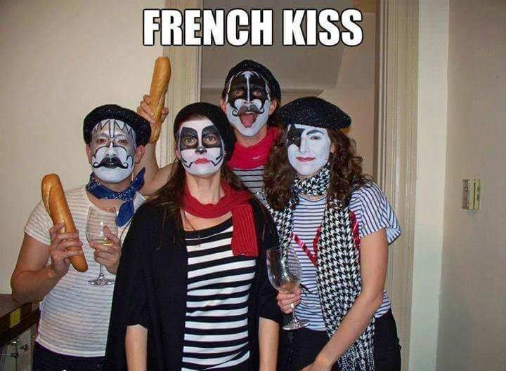 pun - Clown - FRENCH KISS