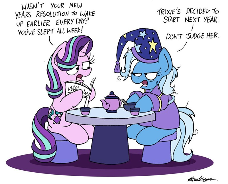 the great and powerful trixie bob the dalek starlight glimmer - 9112902912
