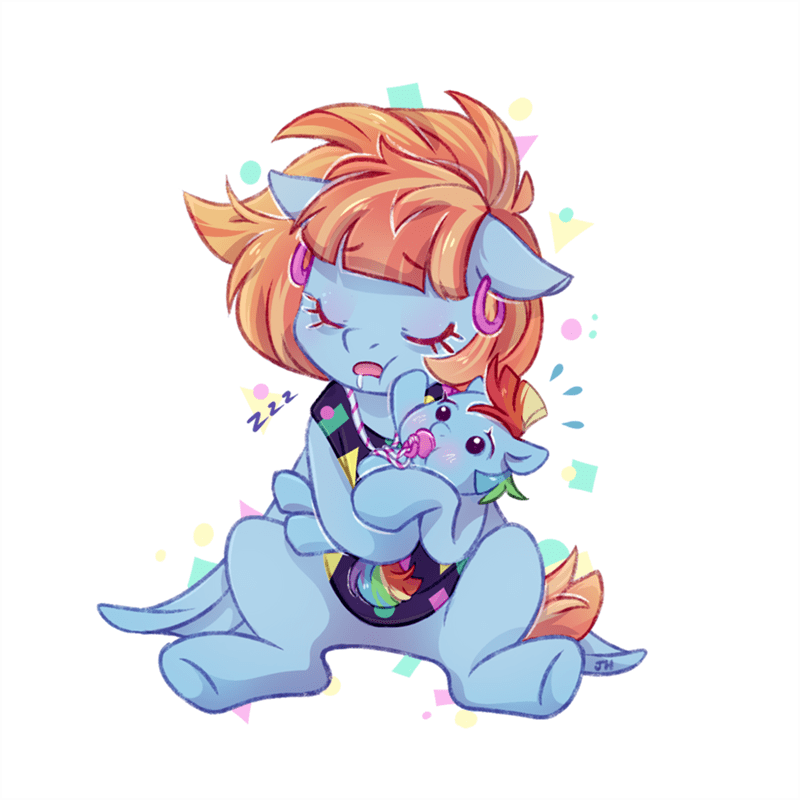 jumblehorse windy whistles rainbow dash - 9113401088