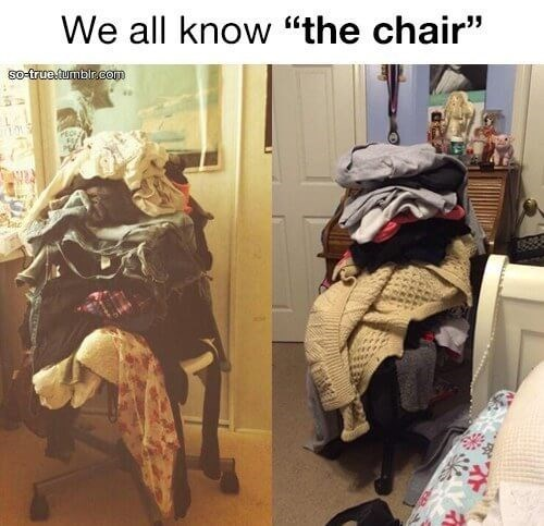 "Room - We all know ""the chair"" so-true.tumblr.com"