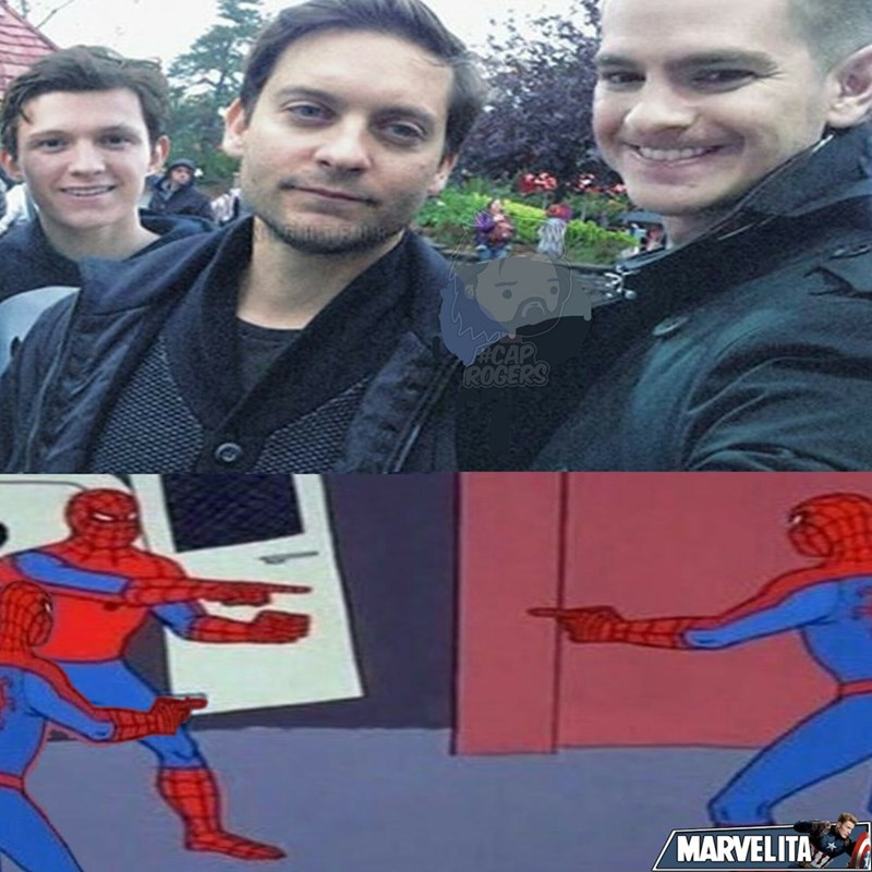 three actores that were spiderman