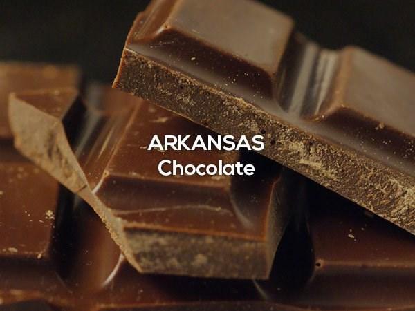 Chocolate bar - ARKANSAS Chocolate
