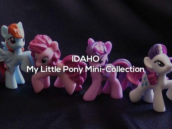 Toy - IDAHO My Little Pony Mini-Collection