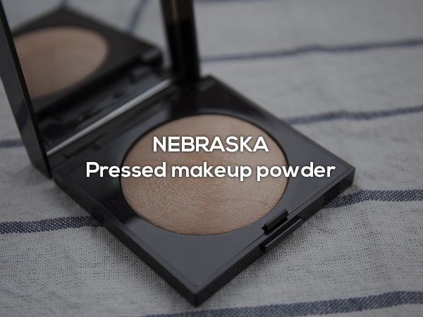 Product - NEBRASKA Pressed makeup powder