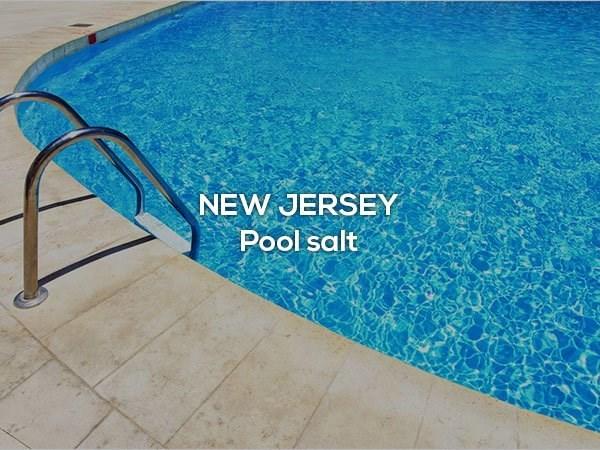 Swimming pool - NEW JERSEY Pool salt
