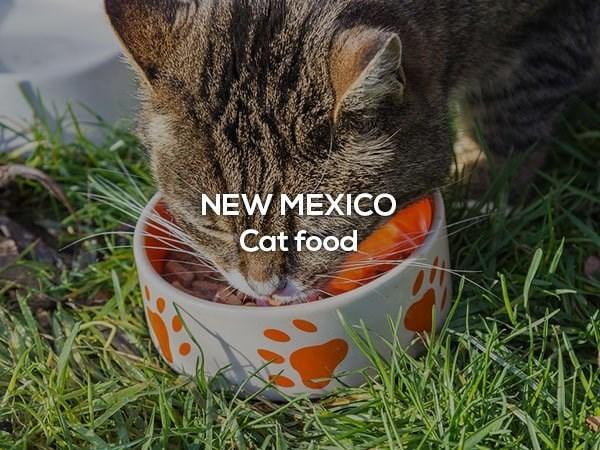 Cat - NEW MEXICO Cat food