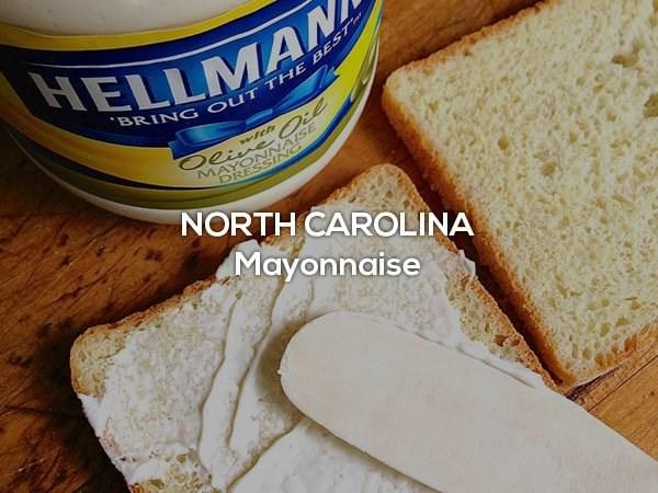 Food - HELLMA BRING OUT THE BEST ith MAS SE NORTH CAROLINA Mayonnaise