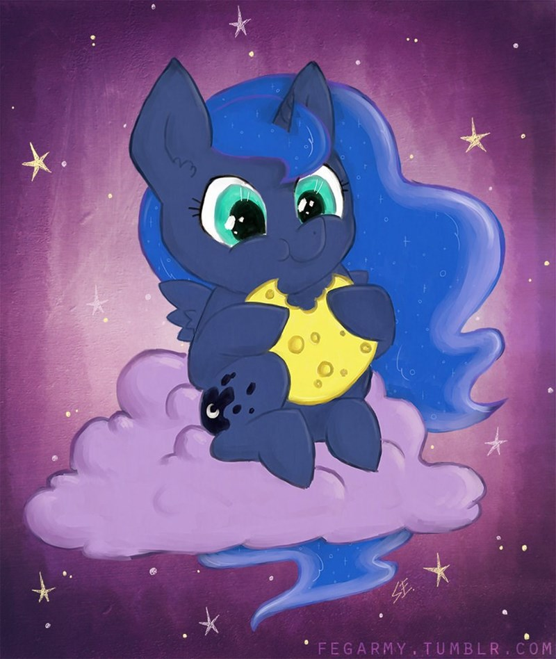 princess luna erysz - 9114106624