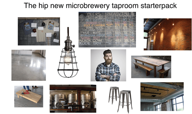 starter pack for a new brewery in town