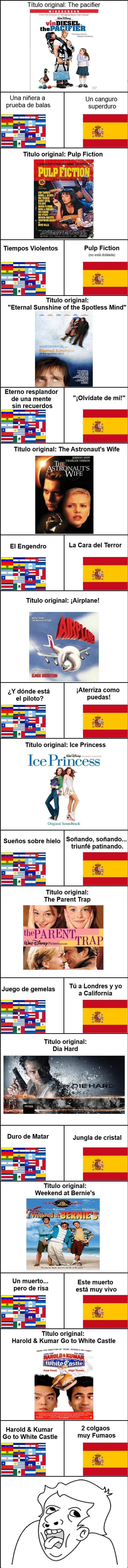 traducciones locas entre ingles espanol y latino