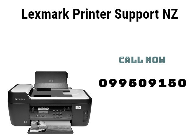 Dial Lexmark printer Support number New Zealand - Home