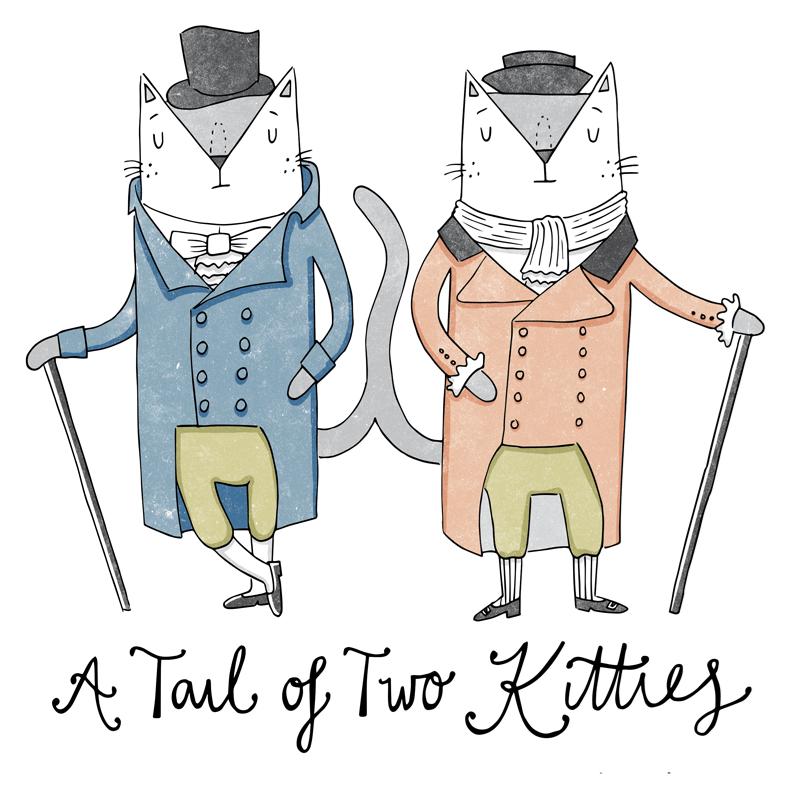 Cartoon - Ktts ATaul of Two O OO