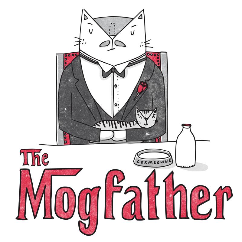 Cartoon - T The CORMEOWNE Mog father