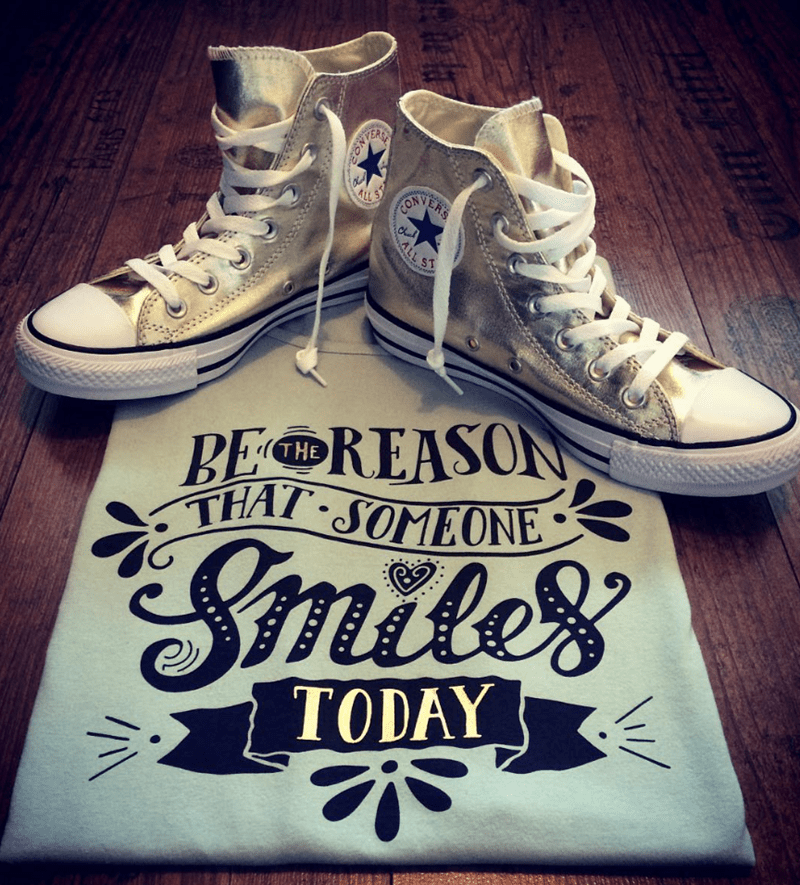 Footwear - VEA'S ALL ONVERS Cha AiL ST BEREASON THAT-SOMEONE THE Smile's TODAY 2OND