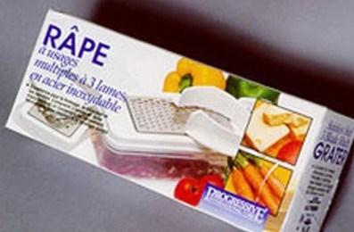 funny product name - Pill - RAPE GRATE NIulCigles& 3 lame acier incrydable 95SVE