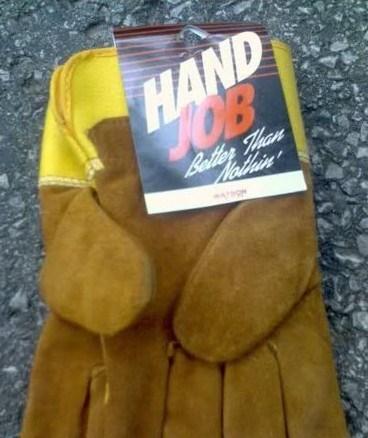 funny product name - Yellow - HAND JOB Baller Than Mothin