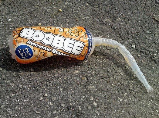 funny product name - Litter - BOOBEE Avresome Oran Best Served Chilled