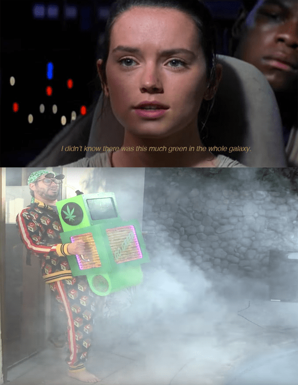 meme - Photography - I didn't know there was this much green in the whole galaxy