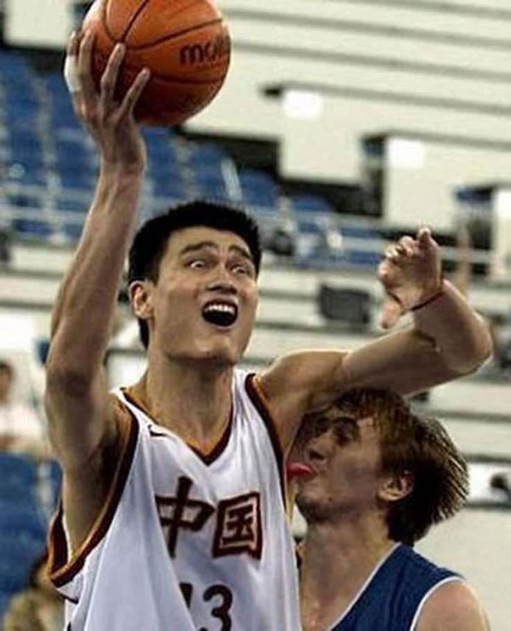 Basketball player - mo PE 13