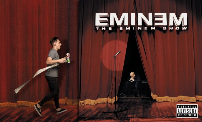 Adventure game - EMINEM THE EMINE M SHOW PARENTAL ADVISORY EXPLICIT CONTENT