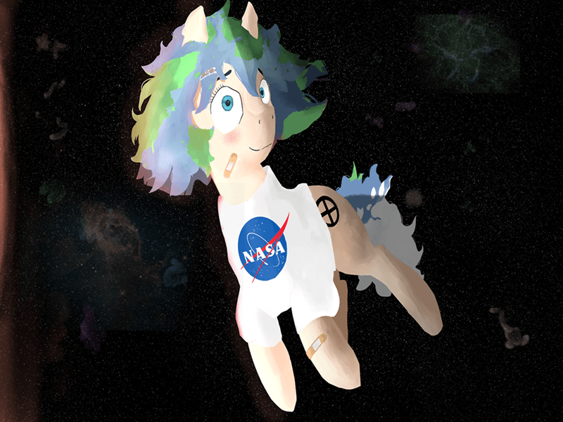 nasa earth-chan ponify sapphmod - 9117277184