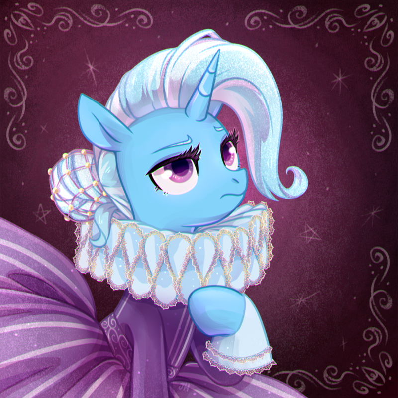 the great and powerful trixie jumblehorse - 9117838080