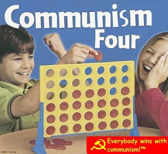 Games - Communism Four Everybody wins with communism!TM AES 7