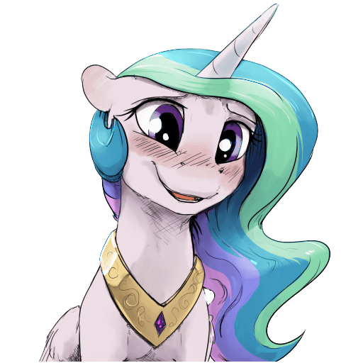 shipping silfoe princess celestia - 9118947840