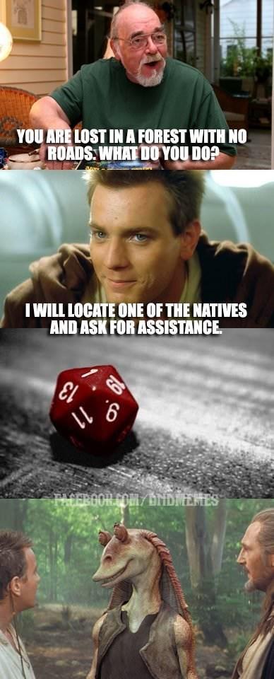 20 Hilarious D D Memes For The Dungeon Freaks Memebase Funny