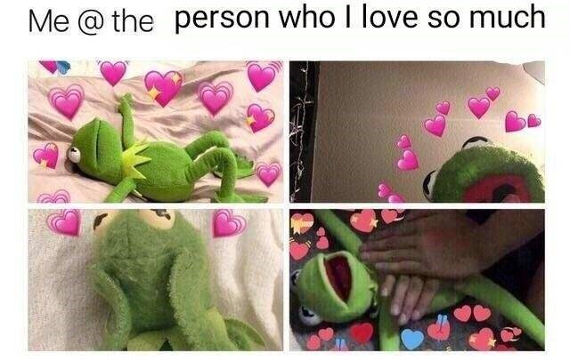 Pink - Me @ the person who I love so much