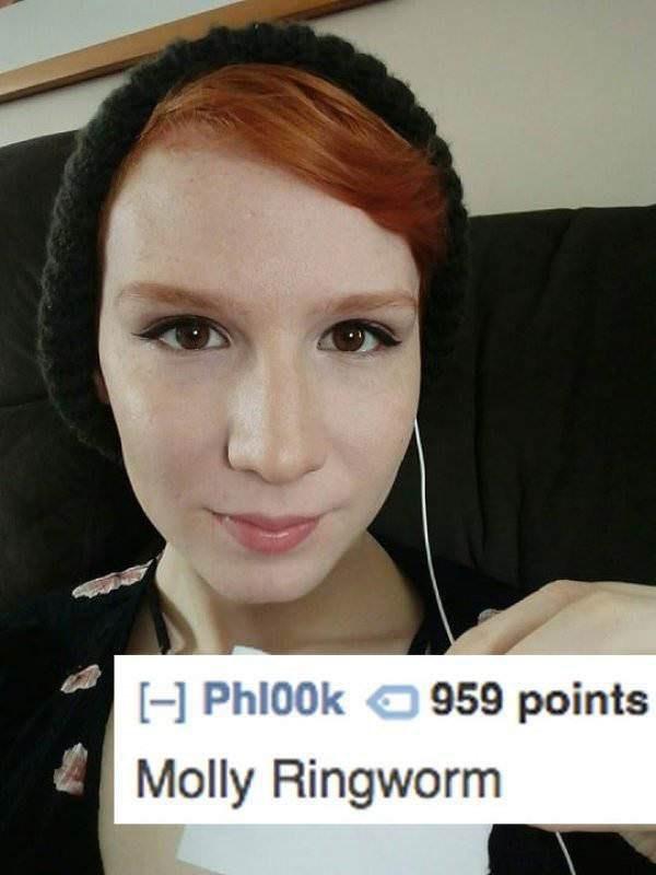 Face - HPhl00k 959 points Molly Ringworm