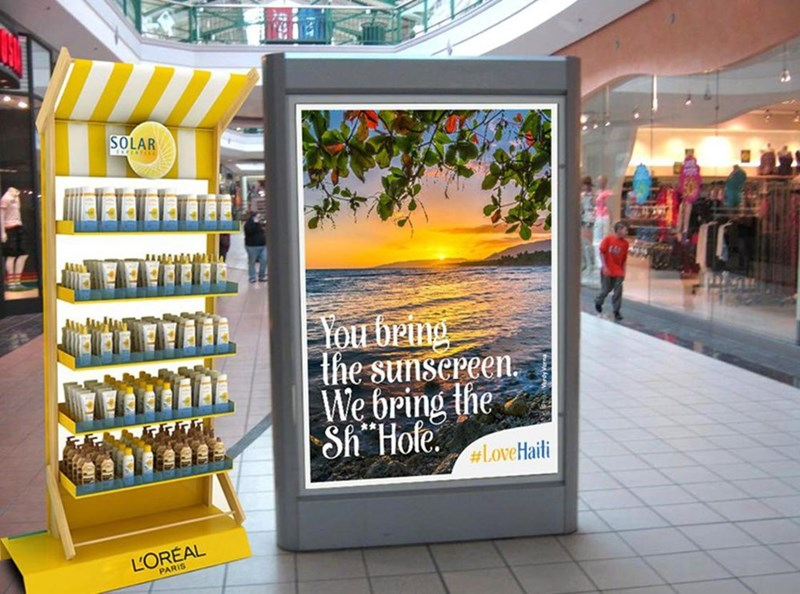Product - SOLAR YOUu bring the sunsereen We bring the Sh Hofe. #LoveHaili L'OREAL PARIS