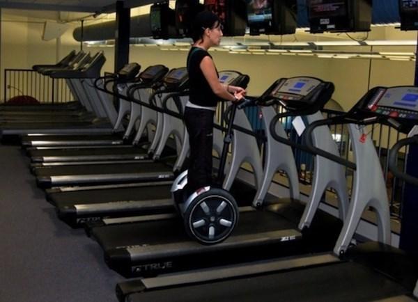 Exercise machine - CTRUE