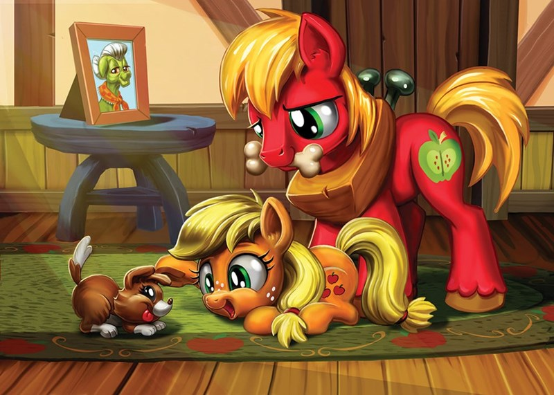 applejack winona Big Macintosh harwick - 9120705792
