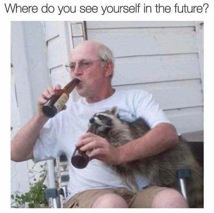 Photo caption - Where do you see yourself in the future?