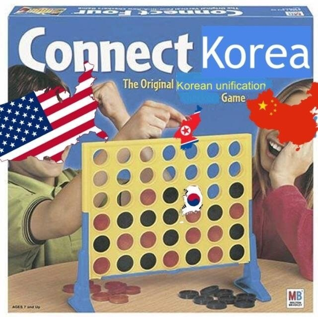 Games - opnect Korea The Original Korean unification Game MB AGES7ndUp
