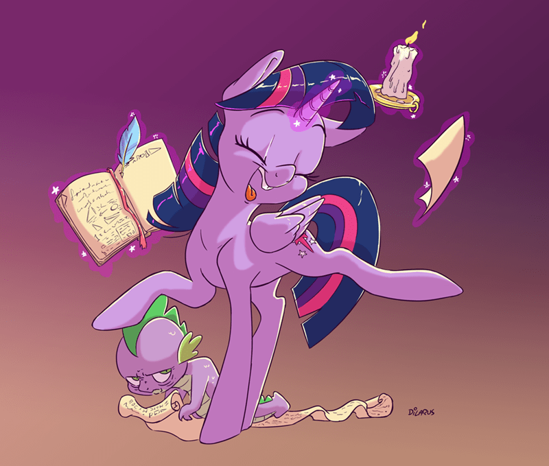spike dilarus twilight sparkle a town called bedlam - 9121736192