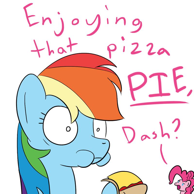 secrets and pies phat_guy pinkie pie rainbow dash - 9121736960