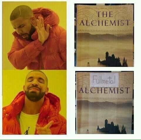 the alchemist fullmetal alchemist