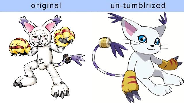 Cartoon - original un-tumblrized