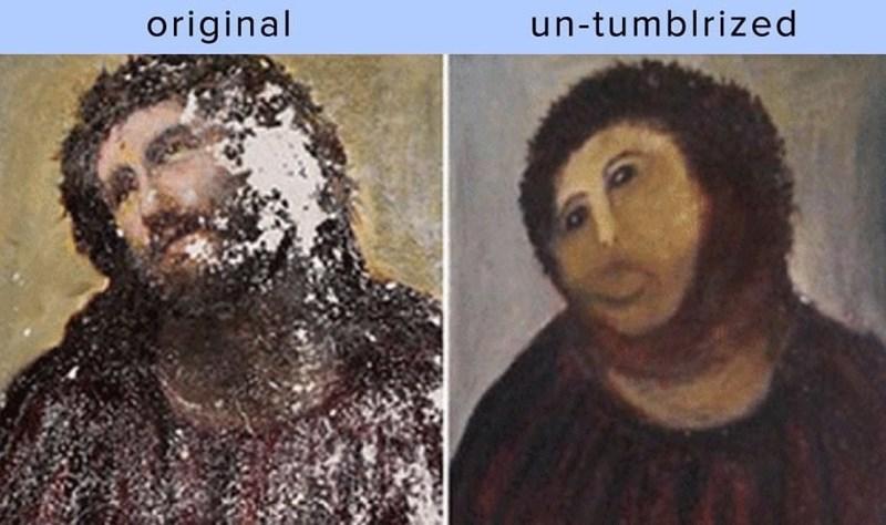 Nose - original un-tumblrized