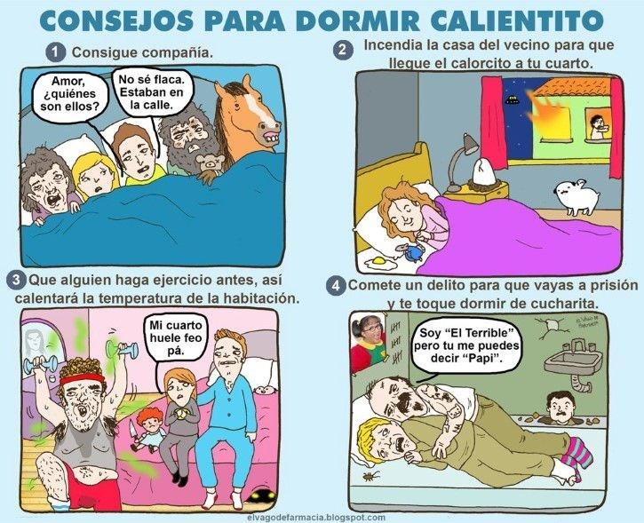 consejos para dormir calientito elvagodefarmacia
