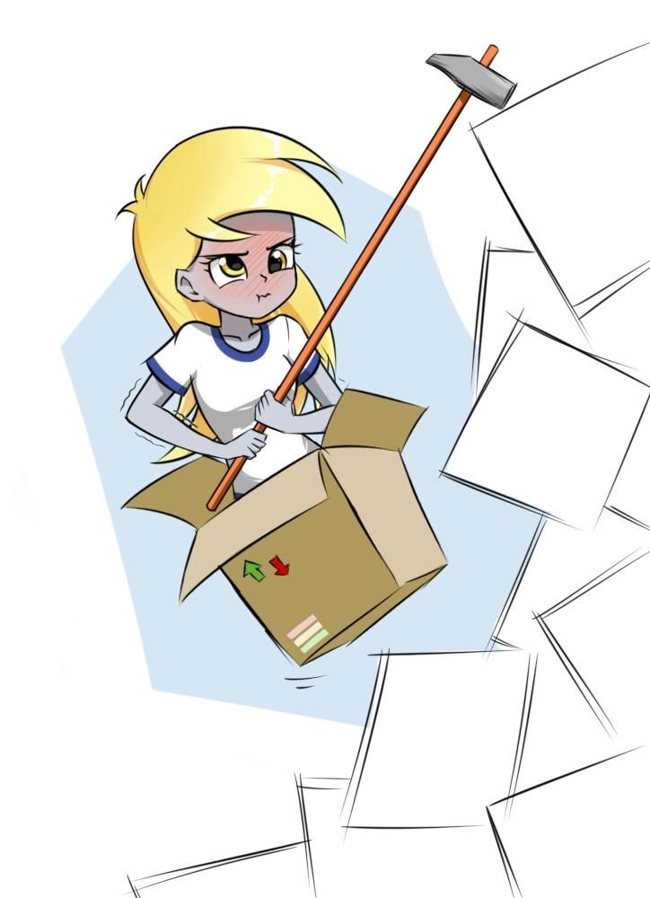 equestria girls twilite-sparkleplz getting over it derpy hooves ponify - 9123020800